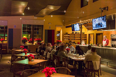 SFSC is a great place to host you holiday party or family get together!