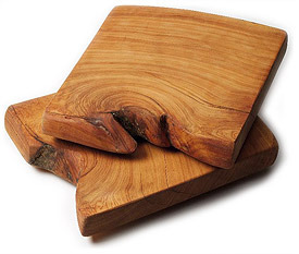 Alligator Juniper Cutting Boards
