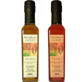 New Mexico Gold Chile Infused Olive Oil