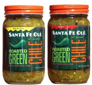 SANTA FE OLE Roasted Green Chile