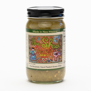 THE SHED Green Chile Sauce