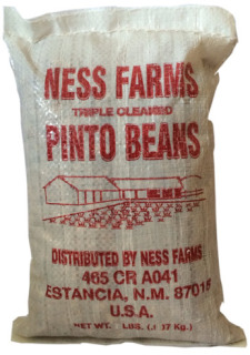 Ness Farms Pinto Beans